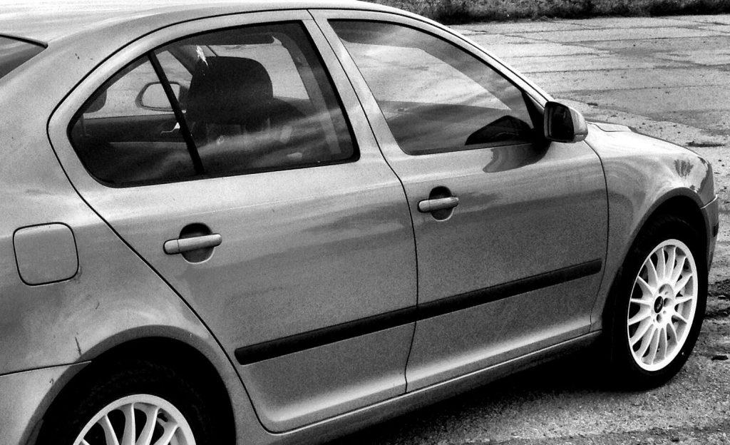 Skoda Octavia HR I - rear detail